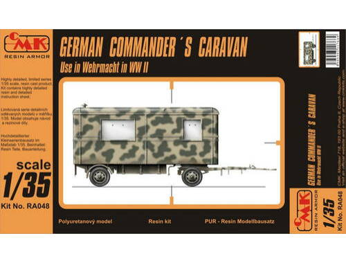 CMK German Commander's Caravan 1:35 (RA048)