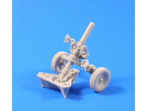 CMK MO-120-RT-61,120mm rifled towed mortar F1 1:35 (RA051)