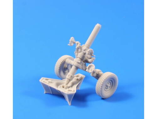 CMK MO-120-RT-61,120mm rifled towed mortar F1 1:35 (RA051)