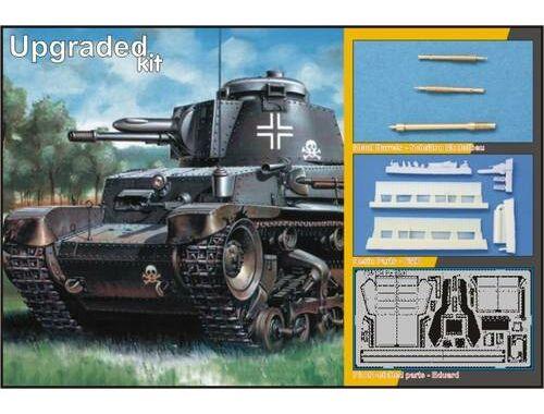 CMK Pz. 35(t) Upgrade Exterior 1:35 (T35024)