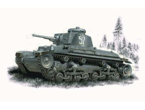 "CMK Skoda T-11 ""Bulgarian Tank"" 1:35 (T35026)"