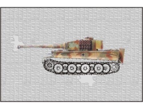 CMK Sd.Kfz. 181 Tiger I mid production for TAM 1:35 (ZM35004)