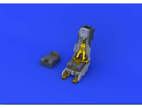 Eduard F-104 C2 ejection seat for ITALERI 1:32 (632047)