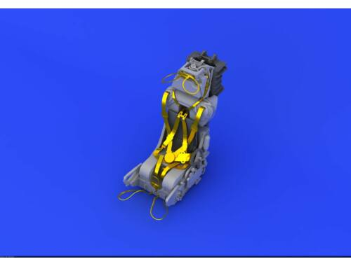 Eduard F-104 MB.7 ejection seat for ITALERI 1:32 (632048)