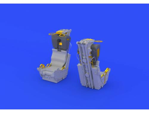 Eduard F-4B ejection seats late for ACADEMY 1:48 (648139)