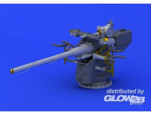 Eduard German Submarine 10,5cm gun for REVELL 1:72 (672053)