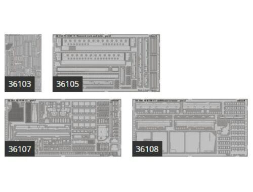 Eduard M-1130 CV for TRUMPETER 1:35 (BIG3572)