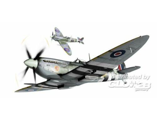 Eduard Spitfire Mk.IXc DUAL COMBO SUPER44 1:144 (4429)