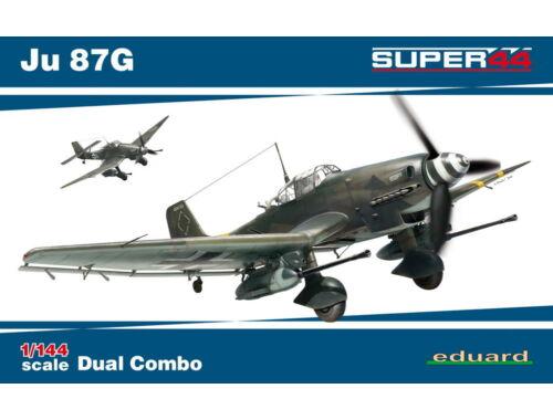 Eduard Ju 87G DUAL COMBO SUPER44 1:144 (4430)