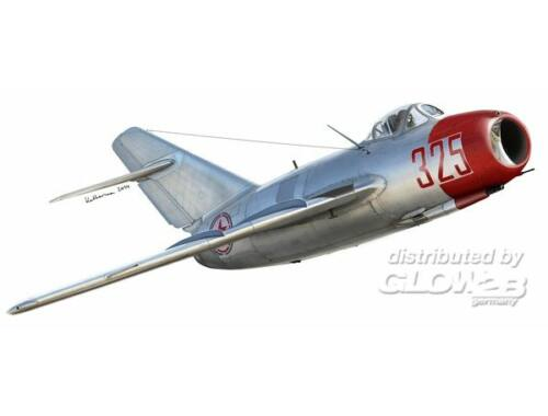 Eduard MiG-15bis DUAL COMBO SUPER44 1:144 (4442)