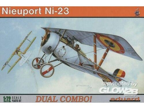 Eduard Nieuport Ni-23 DUAL COMBO ProfiPACK 1:72 (7073)