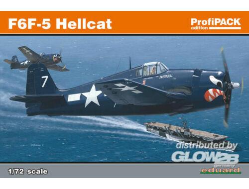 Eduard F6F-5 ProfiPACK 1:72 (7077)