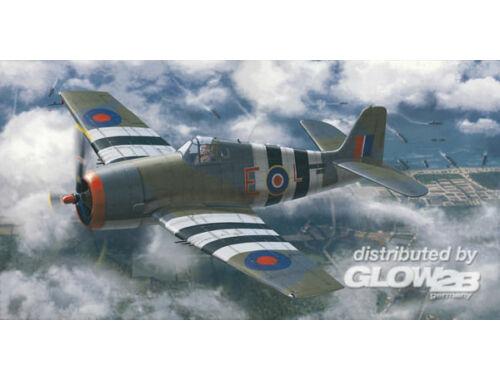 Eduard Hellcat Mk.I / Mk.II DUAL COMBO ProfiPACK 1:72 (7078)