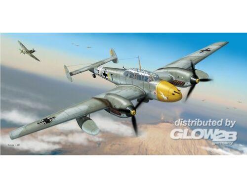 Eduard Bf 110C/D ProfiPACK 1:72 (7081)
