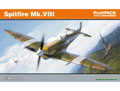 Eduard Spitfire Mk.VIII ProfiPACK 1:48 (8284)