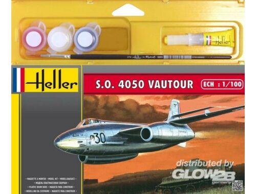 Heller Starter Set S.O 4050 Vautour 1:100 (49030)