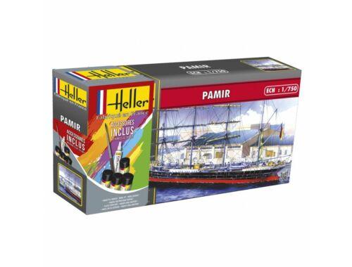 Heller Starter Set Pamir 1:700 (49058)
