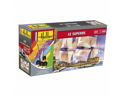 Heller Starter Set Le Superbe 1:500 (49067)