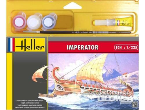 Heller Starter Set Imperator 1:225 (49077)