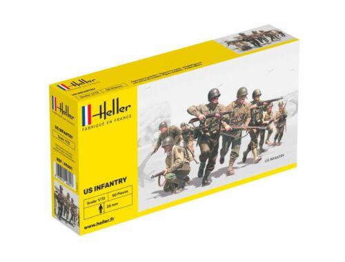 Heller US Infantry 1:72 (49601)