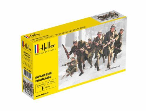 Heller Infanterie Fancaise 1:72 (49602)