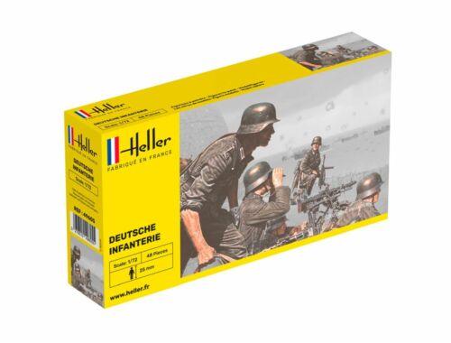 Heller Deutsche Infanterie 1:72 (49605)