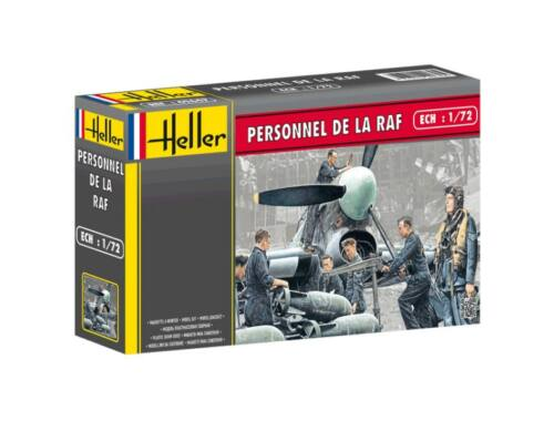 Heller Starter Set Royal Air Force Personal 1:72 (49647)