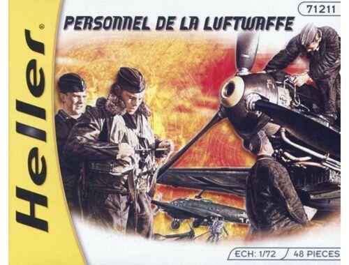 Heller Starter Set Deutsche Luftwaffe Personal 1:72 (49655)