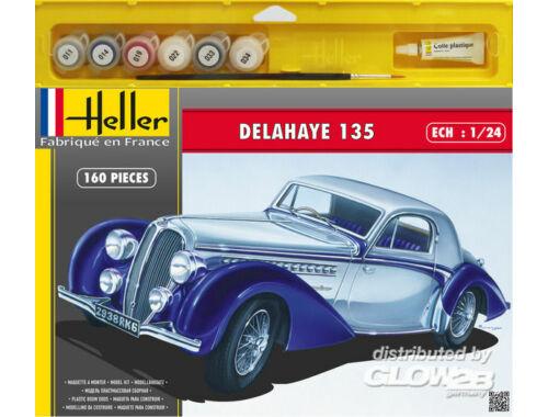 Heller Starter Set Delahave 135 1:24 (50707)