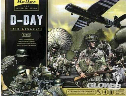 Heller D-Day Luftangriff 1:72 (52313)