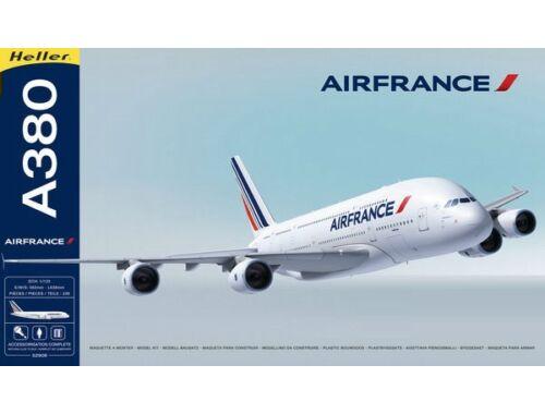 Heller Model Set Airbus A380 Air France 1:125 (52908)