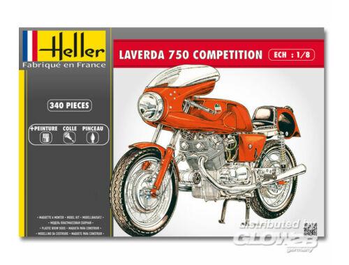 Heller Model Set Laverda 750 1:8 (52911)