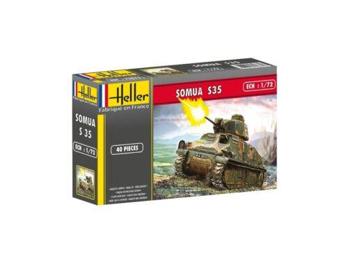 Heller Panzer Somua 1:72 (79875)