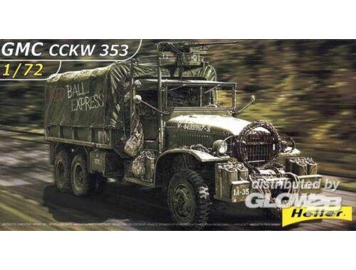 Heller GMC CCKW 353 1:72 (79996)