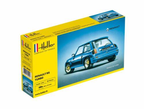 Heller Renault R5 Turbo 1:43 (80150)