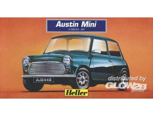 Heller Austin Mini 1:43 (80153)