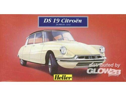 Heller Citroën DS 19 1:43 (80162)