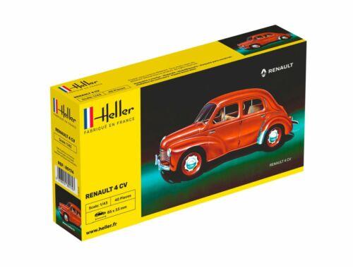 Heller Renault 4 CV 1:43 (80174)