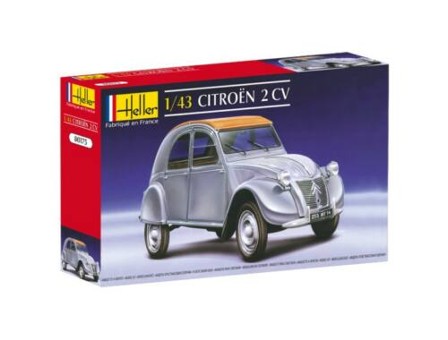 Heller Citroen 2 CV Ente 1:43 (80175)