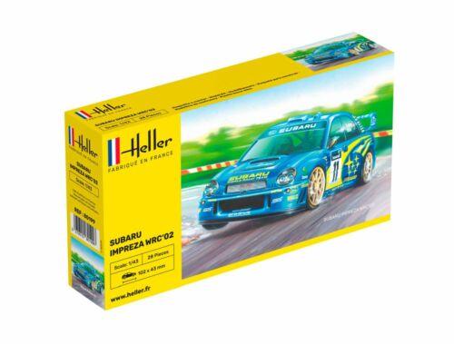 Heller Subaru Impreza WRC'02 1:43 (80199)