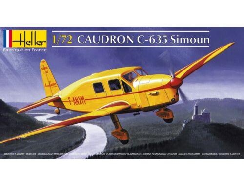 Heller Caudron C 635 Simoun 1:72 (80208)