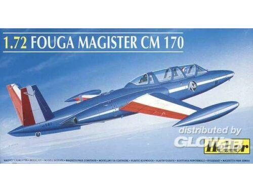 Heller Fouga Magister CM 170 1:72 (80220)