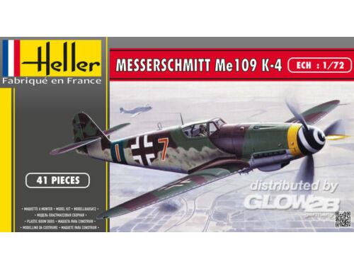 Heller Messerschmitt Me 109 K-4 (chasseur 2eme 1:72 (80229)