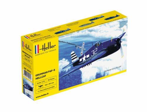 Heller F6F Hellcat 1:72 (80272)