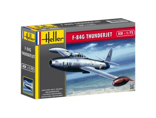 Heller Republic F-84 G Thunderjet 1:72 (80278)