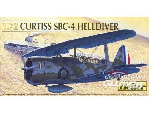 Heller Curtiss Helldiver 1:72 (80285)