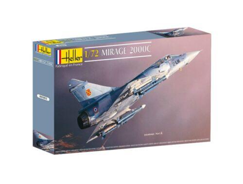 Heller Dassault Mirage 2000 C 1:72 (80303)