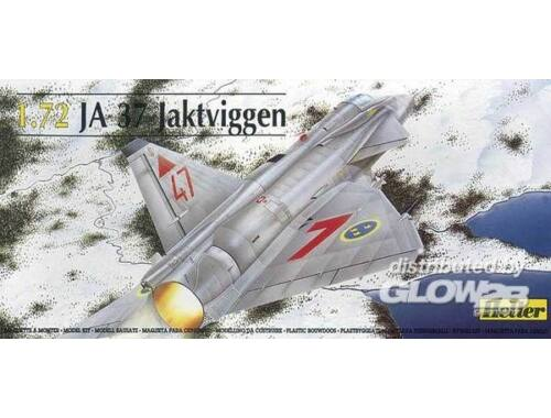 Heller Saab Ja-37 Jaktviggen 1:72 (80309)