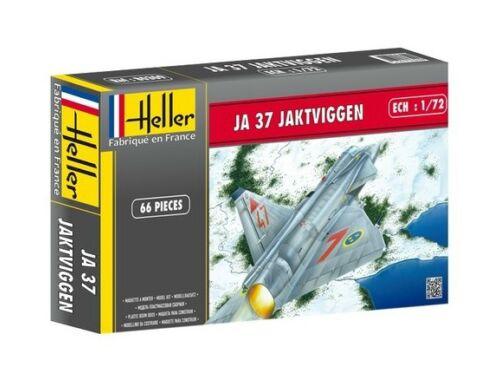 Heller Saab JA 37 Jaktviggen 1:72 (80309)