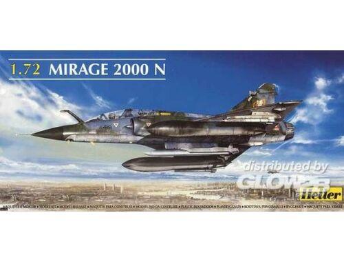 Heller Dassault Mirage 2000 N 1:72 (80321)